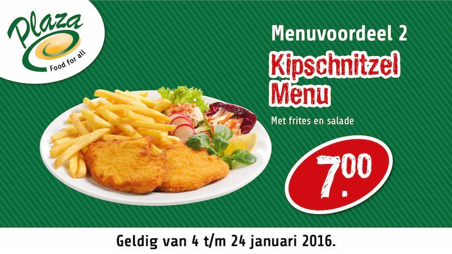 kipschnitzelmenu